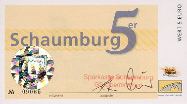 Schaumburg 5er